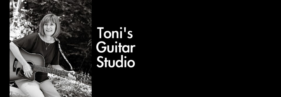 Guitar lessons from Toni